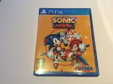 Sonic Mania Custom Cover Case For Playstation 4