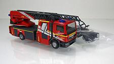 """Herpa 092685 MAN TGM Metz Drehleiter XS """" Feuerwehr Goslar """""""