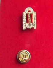 """Franc maçonnerie pin's Officier """"Second Surveillant"""" - masonic pins"""