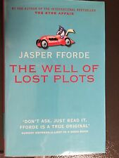 JASPER FFORDE. THE WELL OF LOST SOULS. SIGNED FIRST WITH PROMOTIONALS