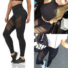 Sexy Women High Waist Sports Pants Fitness Leggings Running Gym Stretch Trousers