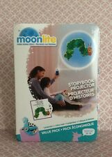 The Very Hungry Caterpillar Moonlite Story Book Projector Pack Brand  New