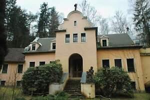 Neobarock Villa erbaut um 1900 in der sächsischen Schweiz ca. 20.000qm