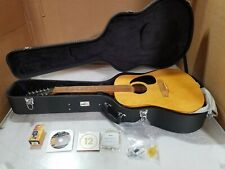 Minstrel Maple 12 String Acoustic Guitar with Hard Case (FREE SHIPPING!!)