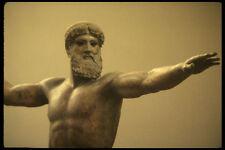 470070 Bronze Sculpture Poseidon By Anonymous Artist Greece A4 Photo Print