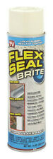 Flex Seal Rubber Spray Sealant As Seen On TV  FSCL20  14 oz OFF WHITE