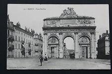 Tarjeta postal antigua CPA NANCY - Puerta Desilles