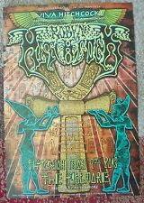 Robyn Hitchcock Fillmore Poster Orig Bill Graham F1217 Colin Meloy Amanda Palmer