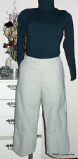 NOA NOA Hose pants SIGNATURE ivory L 40 cotton Baumwolle trousers 3/4 pants beig