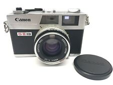 *MINT* Canonet QL-17 GIII 35mm Rangefinder Film Camera with 40mm f/1.7 lens RARE