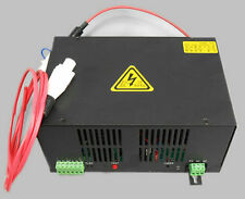 60W Power Supply For Water Cooled Tube CO2 Laser Engraving Cutting Machine