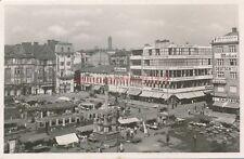 AK, Foto, Mährisch-Ostrau, Marktszene am Hauptplatz, 1941; 5026-68