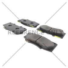 Disc Brake Pad-C-TEK Metallic Brake Pads Front Centric fits 10-15 Toyota Hilux