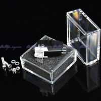 New boxed 33pcs/lot M7SBS quality silver grey stereo moving magnetic cartridge