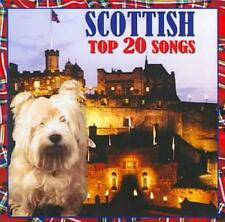 VARIOUS ARTISTS - SCOTTISH TOP 20 SONGS NEW CD