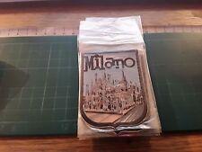 PATCH scudetto in materiale plastico d epoca milano