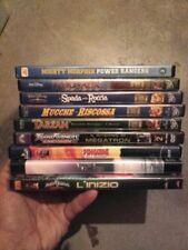DVD CARTONI ANIMATI BAMBINI SCELTA Power Ranger l inizio o Mighty Morphin