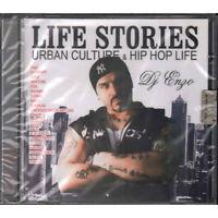 Dj Enzo CD Life Stories Urban Culture & Hip Hop Life Sigillato 3259130069907