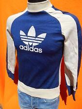 ADIDAS SweatShirt Made in France Ventex True Vintage Nylon Old School Trefoil