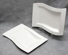 Villeroy & Boch New Wave Caffe Rectangular Serving Platter Set of 2