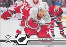 Detroit Red Wings - 2019-20 Series 2 - Complete Base Set Team (7)