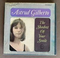 ASTRUD GILBERTO The Shadow Of Your Smile Reel to Reel Tape 4 Track VSTC 334