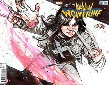 ALL NEW WOLVERINE #1 BLANK - ART - X23 SKETCH BY CHRIS VISIONS