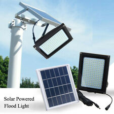 150LED Solar Flood Light Sensor Motion Activated Outdoor Garden Path Lamp