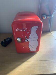 Coca-Cola 4L (6 can) Mini Fridge