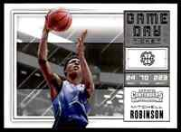 2018-19 PANINI CONTENDERS GAME DAY MITCHELL ROBINSON RC NEW YORK KNICKS #8