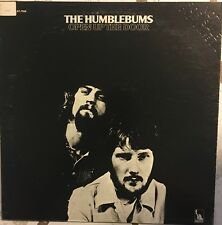 THE HIMBLEBUMS Open Up The Door PROMO VG+ LP Gerry Rafferty Billy Connolly 1970