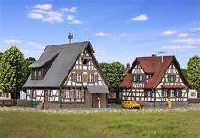 36406 Kibri Z Gauge Kit of two Half-timbered houses, 2 pcs,