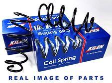 2X KILEN FRONT AXLE COIL SPRINGS AUDI A1 SEAT IBIZA IV 1.2 1.4 1.6 1.9 2.0 23537