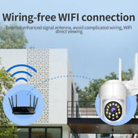 1080P HD WIFI IP Wireless Camera Outdoor CCTV HD PTZ Smart Security Home IR Cam