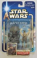 STAR WARS THE PHANTOM MENACE TEEMTO PAGALIES POD RACER WITH SPIDER DROID