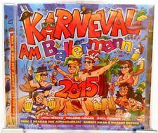Karneval + 2 CD Set + Original Stimmung vom Ballermann + Party Fete + 2015 +