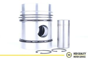 Piston With Ring STD For Perkins 68301, U5MK0123, 4.236, 1004, 98.31MM