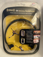 Xm Antenna Headphones F5X002 For Xm2Go Inno and Helix Receivers - Sealed