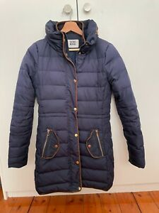 Puffer quilted jacket, Vero Moda, navy size S