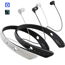 HD Stereo Voice Bluetooth Headset Headphone for iOS Android Smartphone PC Laptop