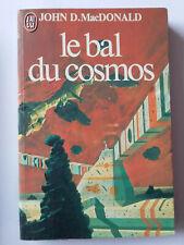 J'AI LU SF N° 1162 LE BAL DU COSMOS 1981 MACDONALD SCIENCE FICTION