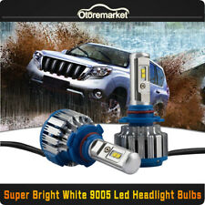 9005 HB3 LED Headlight Kit Hi/Lo Beam Light Bulbs 6000K 800W 40000LM Xenon White