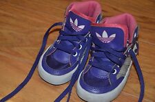 Adidas girls kids shoes size 6