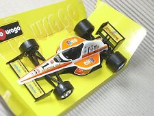 Pacific GRAND PRIX elf #1 Blanco / Negro 1:24 Bburago 450611800