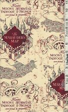 Harry Potter Marauders Map by Camelot Fabrics bty