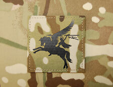 Infrared 16 Air Assault Brigade MTP Pegasus Tactical Recognition Flash Patch IR