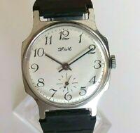Vintage Soviet Watch ZIM made in the USSR 1970s