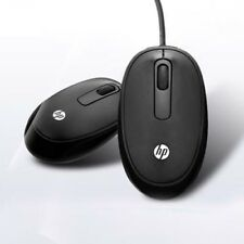 HP FM310 Black  Wired USB 2400DPI Mouse Optical 5 Button Mice For PC Laptop