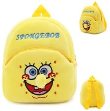 Spongebob Mini BagSchool Backpack Travel Leather Fashion Bags Handbag Animal Kid