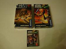 2 Star Wars Spiele + 1 Star Wars Kartenspiel